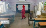 فاصله زمانی لازم برای ضدعفونی مدارس دوشیفته ایلام در نظر گرفته شد