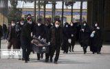 رعایت پروتکلهای تدفین کرونا در ایلام روند کاهشی دارد