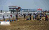 ۳۹۰ کیلومتر از ساحل مازندران آزاد شد