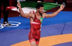 غرش شیر پارسی در سرزمین ساموراییها؛ گرایی قهرمان المپیک شد