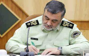 اعلام آمادگی همه جانبه پلیس برای همکاری با دولت جدید