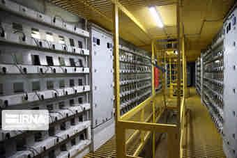 کشف بیش از ۴ هزار مرکز استخراج غیرمجاز رمزارز