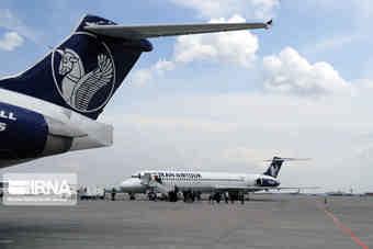 تعطیلی موقت فرودگاههای تهران در روز پنجشنبه